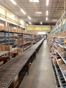 Finke Distribution Services Fulfillment center